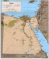 Map Of The Red Sea Red Sea Crossing Calciumboy