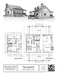 Log Cabin With Loft Floor Plans 100 Log Cabin With Loft Floor Plans Best 25 Cabin Plans