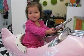 gabi bella u0026 kati lily first haircut