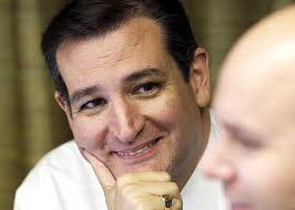 Ted Cruz becomes Texas' first