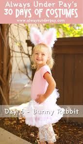 Bunny Halloween Costumes Kids September 2014 Alwaysunderpay Blog 3