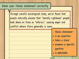 Thesis Statements     The most important SENTENCE in any text  FLT    I can aploon