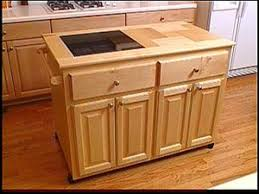 Kitchen Carts On Wheels by Make A Roll Away Kitchen Island Hgtv