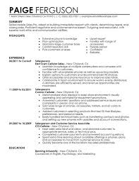 Car Sales Consultant Job Description Resume by Best Convenience Store Manager Resume Photos Guide To The Retail
