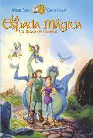 La Espada Magica: En Busca De Camelot