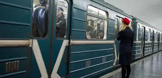 Qadın metroda dünyasını dəyişib