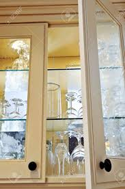 Glass Shelves Kitchen Cabinets Kitchen Cabinet Glass Shelves Monsterlune