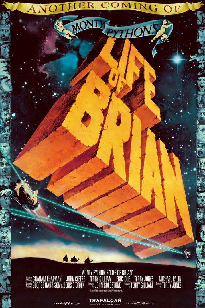 Image result for Monty Python's Life of Brian