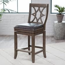 leather saddle bar stools ideas wrought iron bar stools swivel counter stools with backs