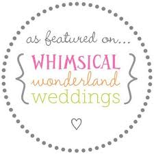 Orange County Wedding Photographer Whimsical Wonderland badge