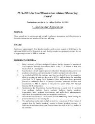 Doctoral Dissertation Advisor       Graduate School Yumpu
