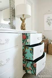 Wallpaper In Kitchen Ideas Best 25 Contact Paper Cabinets Ideas On Pinterest Paintable