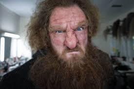 creating the hobbit u0027s oscar nominated yak beards hand painted
