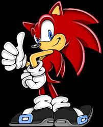 Scrat The Hedgehog