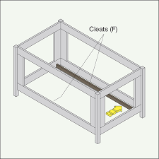 Instructions On How To Make A Toy Chest by Build A Deck Box
