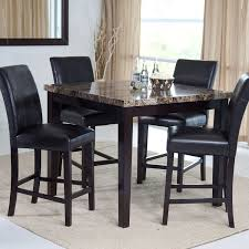 Oval Dining Room Tables Dining Room Awesome Espresso Oval Dining Table Kitchen And