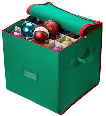 best image of container store christmas ornament storage all can