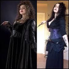 Bellatrix Lestrange Halloween Costume Wand Holster Bellatrix Lestrange Costume 2014