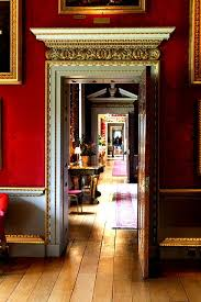 Best Th Century Interiors Images On Pinterest House - Country house interior design
