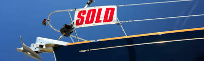 Sold Boat