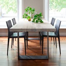 Rustic Modern Dining Room Tables by Best 25 Solid Wood Dining Table Ideas On Pinterest Dining Table