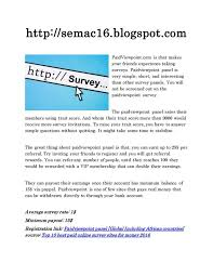 ideas about Legit Paid Surveys on Pinterest   Online Surveys     Pinterest