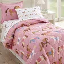 Girls Horse Bedding Set by Horse Bedding For Girls Wayfair