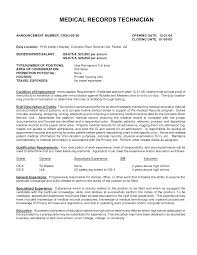 medical lab technician resume sample resume examples medical records clerk spectacular idea medical resume examples medical records clerk medical records resume