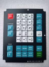 fanuc teclado de membrana vender por atacado fanuc teclado de