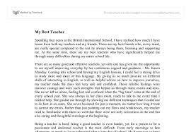 My Favorite Teacher Essay Contest   Robbinsdale Middle School