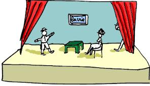 saynète de théâtre