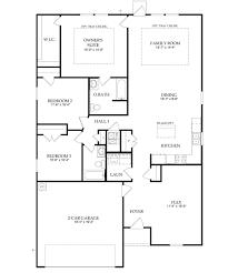 Home Builder Floor Plans by Brookmere New Home Plan Little Elm Tx Centex Home Builders