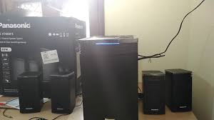 best in home theater system panasonic 4 1 home theater sc ht40gwk music test youtube