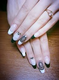 nail art 2340 best nail art designs gallery white french