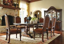Ashley Furniture Dining Room Chairs Buy North Shore Rectangular Dining Room Set By Millennium From Www