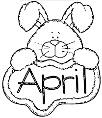 april coloring pages april coloring pages archives best coloring