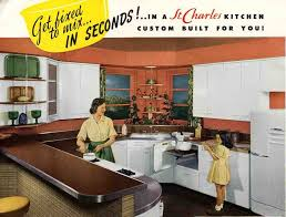 Retro Metal Kitchen Cabinets by 964 Best Vintage Kitchen Ideas Images On Pinterest Vintage