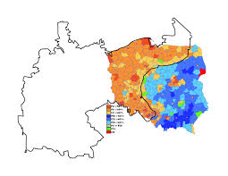 Blank Map Of Afro Eurasia by Overlay Of German Empire On Map Of Polish Parliamentary Election
