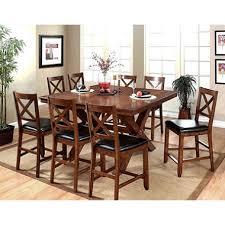 Charleston CounterHeight Dining Table And Chairs Piece Set - Counter height kitchen table
