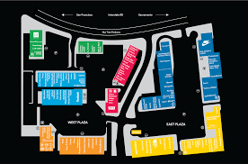 complete list of stores located at vacaville premium outlets a