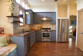 Cabinet Styles For Kitchen Simple Grey Painted Kitchen Cabinets Ideas Paint Painters For Best
