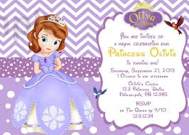 1st birthday princess invitation il fullxfull 496664126 3ct1 jpg 1500 1071 princess sofia the