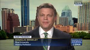 washington journal douglas brinkley discusses trump presidency c
