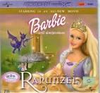 VCD ภาพยนตร์การ์ตูนเรื่อง ฺBarbie (บาร์บี้)ตอน เจ้าหญิงราพันเซล ...