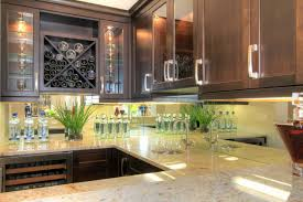 mirror or glass backsplash the glass shoppe a division of