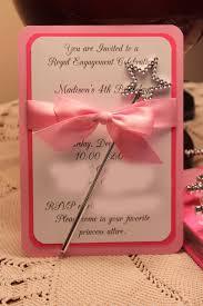 1st birthday princess invitation birthday party theme a princess birthday party for the