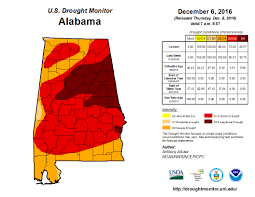 Drought Map Usa by Is The Drought Over In Alabama Not Even Close Despite Heavy Rain