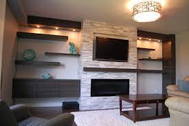 Room  Custom Wall Units For Family Room Design Decorating - Family room wall units