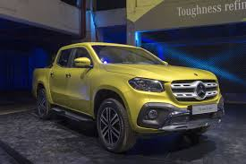 mercedes x class in 20 live images