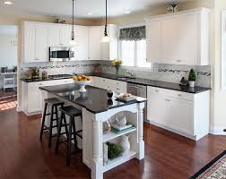 Kitchen Cabinet Colour What Countertop Color Looks Best With White Cabinets